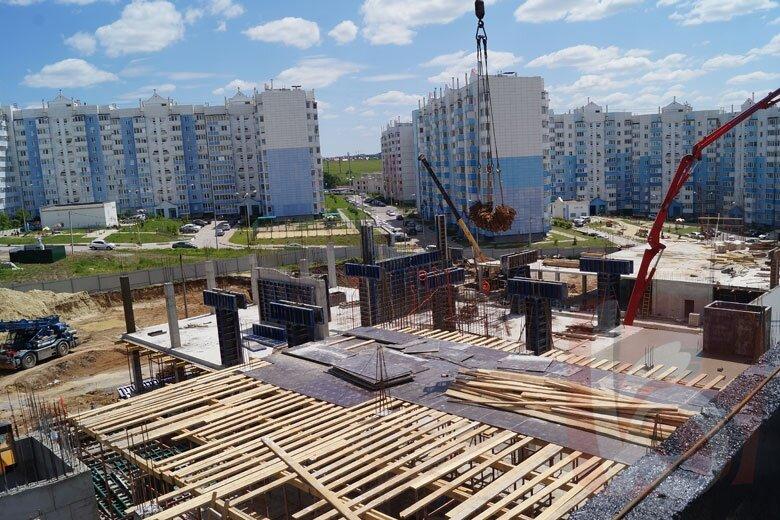 Купить бетон в белгороде цена с доставкой от производителя как построить дом из керамзитобетон