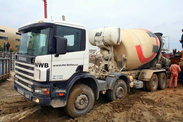 Купить миксер бетона в калининграде формы для клумбы из бетона купить
