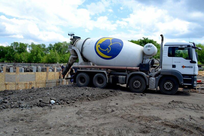 купить бетон в сегеже